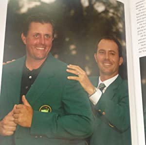 Masters Annual Year Book 2004 (Augusta National) - Phil Mickelson: Augusta National