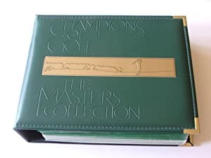 Champions of Golf : The Masters Collection 1934-1997: Grand Slam Ventures