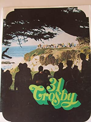 The 31st Crosby National Pro-Am Golf Championship Cypress Point, Pebble Beach, Sypglass Hill 1972: ...