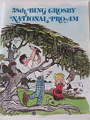 The 38th Crosby National Pro-Am Golf Championship Cypress Point, Pebble Beach, Sypglass Hill 1979: ...