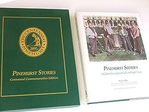 Pinehurst Stories Centennial Commemorative Edition: Pace, Lee