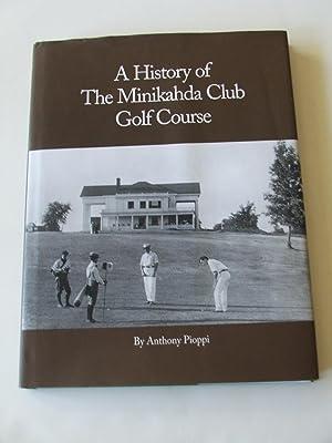 A History of the Minikahda Club Golf: Pioppi, Anthony