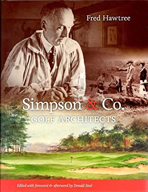 Simpson & Co, Golf Architects: Hawtree, Fred
