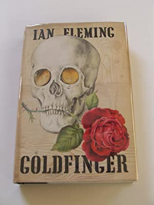 Goldfinger - U.K. First Edition with Dust: Fleming, Ian