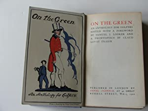 On the Green An Anthology for Golfers: Looker, Samuel