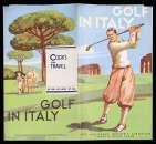 Golf in Italy: Nationale Industrie Turistiche