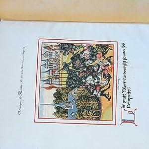 ISTORE ET CRONIQUES DE FLANDRES, D'APRES LES TEXTES DE DIVERS MANUSCRITS: Kervyn de Lettenhove...