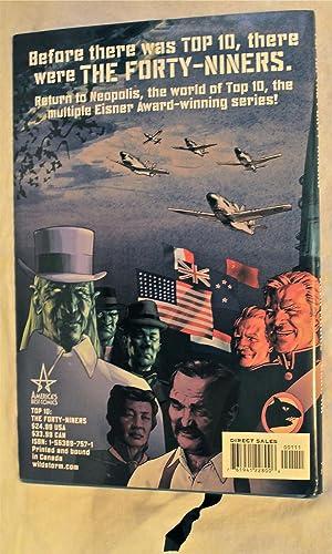 Top Ten: The Forty-Niners: Alan Moore; Gene Ha