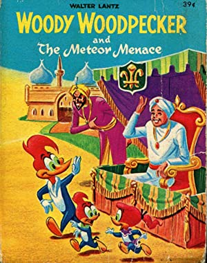 Woody Woodpecker and the Meteor Menace 1967 Big Little Book