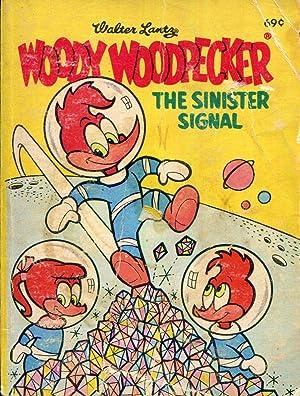 Woody Woodpecker: The Sinister Signal (Big Little: Lockman, Vic
