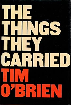 a review of tim obriens book the things they carried The things they carried tim o'brien signed 1st edition hardcover book 2  product ratings 45average  ratings and reviews write a review 45 2  product.