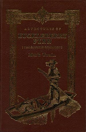 Adventures of Huckleberry Finn: Tom Sawyer's Companion: Twain, Mark