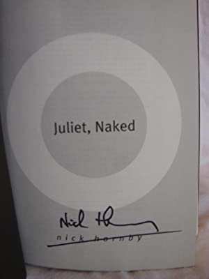 Juliet, Naked: a novel