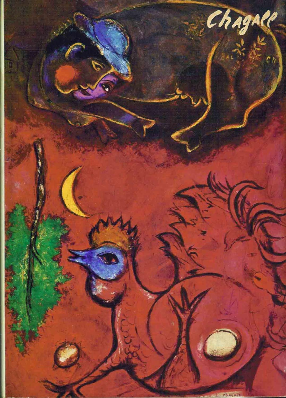 Marc Chagall Leben Und Werk By Meyer Franz Dumont Schauberg