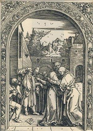 The Sojourn of the Holy Family in: DÜRER, ALBRECHT.