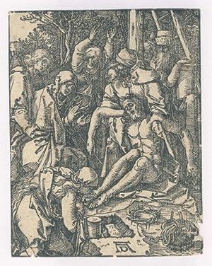 The Lamentation (Die Beweinung).: DÜRER, ALBRECHT.