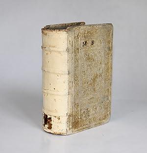 Francisci Guicciardini patricii Florentini Historiarum sui temporis: GUICCIARDINI, FRANCESCO.