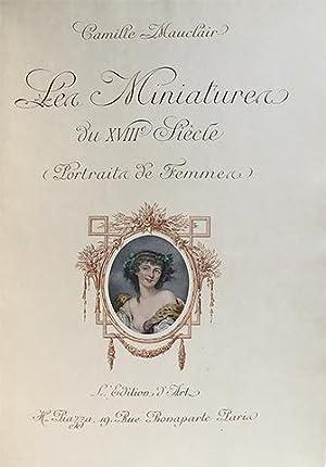 Les Miniatures de l'Empire et de la: Mauclair, Camille