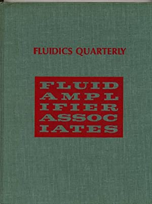 Fluidics Quarterly: The Published Forum for Research: Fluid Amplifier Associates