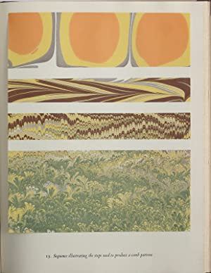 MARBLED PAPERS. Being a Collection of Twenty-two: Weimann, Christopher.