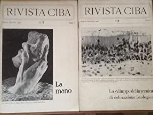 RIVISTA CIBA. ANNO I NR. 5 SETT: AAVV