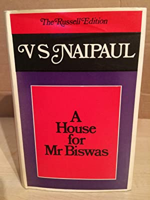 A House for Mr. Biswas: Naipaul, V. S.