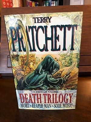 Death Trilogy: Mort, Reaper Man, Soul Music: Terry Pratchett