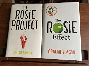 The Rosie Project / The Rosie Effect: Graeme Simsion