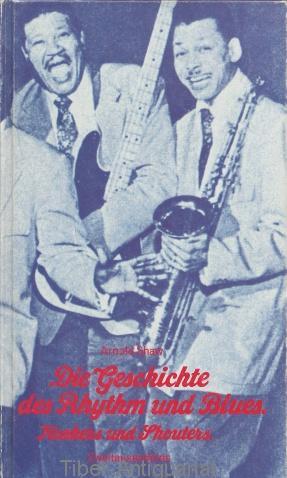 Die Geschichte des Rhythm und Blues. Honkers: Shaw, Arnold und