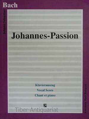 Magnificat in D. BWV 243. Klavierauszug. Vocal: Bach, Johann Sebastian