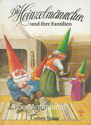 Die Heinzelmännchen und ihre Familien. Aus dem: Poortvliet, Rien und
