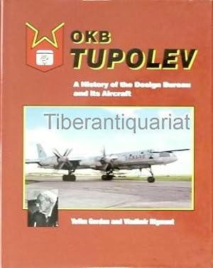 OKB Tupolev. A History of the Design: Gordon, Yefim and