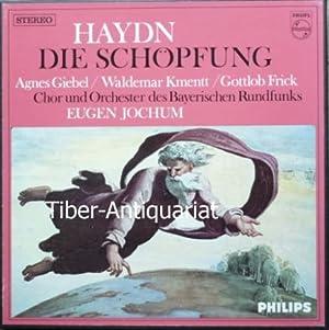 Die Schöpfung. (Aufnahme: München 1966) [Vinyl Schallplatte].: Haydn, Joseph :