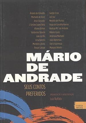 Mário de Andrade : seus contos preferidos.: Ruffato, Luiz