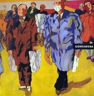 Gorriarena : la pintura, un espacio vital.: Weschler, Diana Beatriz