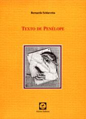 Texto de Penelope : dialogos con Didier Coste.: Schiavetta, Bernardo, 1948- -