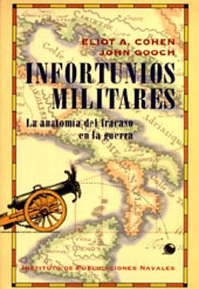 Infortunios militares : la anatomia del fracaso en la guerra.-- ( Estrategia ; 38 ): Cohen, Eliot A...