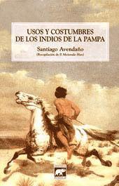 Usos y costumbres de los indios de: Avendaño, Santiago -