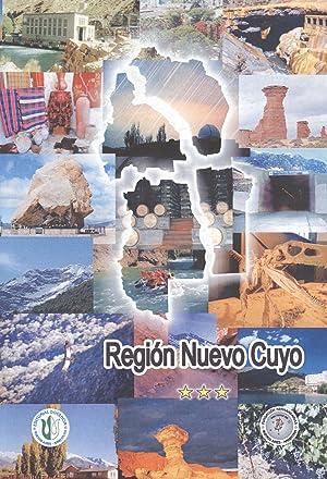 Region Nuevo Cuyo : una region asociativa en el centro oeste del territorio argentino. tomo 3-- ( ...