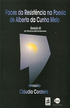 Faces da resistência na poesia de Alberto: Cordeiro, Cláudia