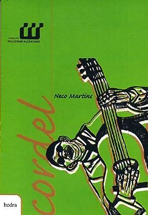 Neco Martins.-- ( Biblioteca de cordel ;: Neco Martins -
