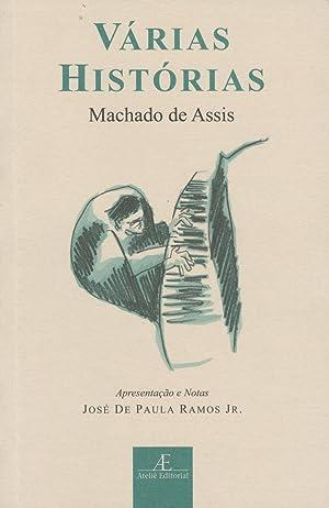 Várias histórias.: Assis, Joaquim Maria
