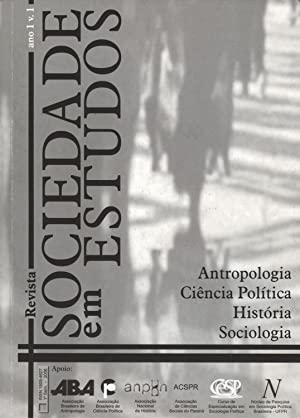 Revista Sociedade em Estudos : antropologia, ciência: Lima, Jeulliano Pedroso