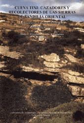 Cueva Tixi : cazadores y recolectores de las sierras de Tandilia oriental : geologia, paleontologia...
