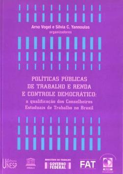 Políticas públicas de trabalho e renda e: Vogel, Arno