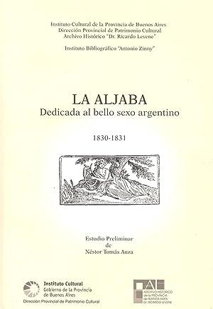 La Aljaba : dedicada al bello sexo