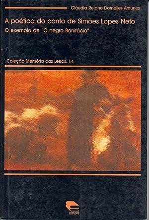 A poética do conto de Simões Lopes: Antunes, Cláudia Rejane
