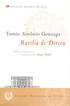 Marília de Dirceu : texto establecido e: Gonzaga, Tomás Antonio,
