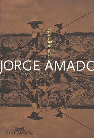 Tocaia grande : a face obscura.: Amado, Jorge