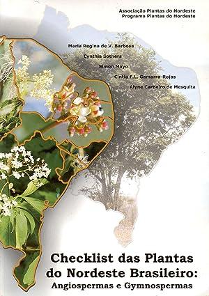 Checklist das plantas do nordeste brasileiro : angiospermas e gymnospermas.: Barbosa, Maria Regina ...